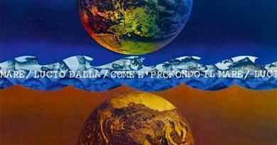 Lucio Dalla - Come è profondo il mare