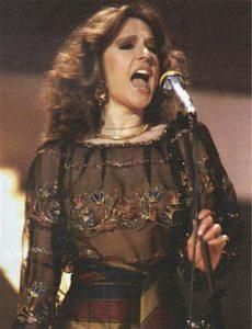 Sanremo 1981 Loretta Goggi