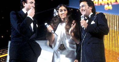 Sanremo 1984 Al Bano e Romina