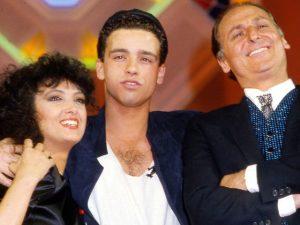 Sanremo 1986 - Ramazzotti Arbore Bella