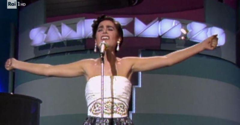 Sanremo 1989 Mia Martini