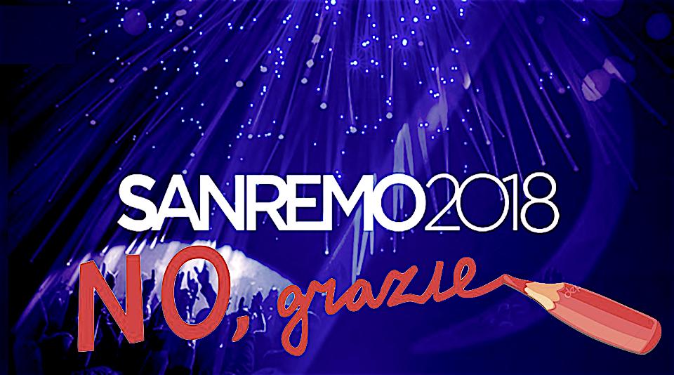 Sanremo 2018: i 20 big che NON parteciperanno al Festival