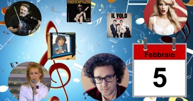 AlmanaccoMusicale 5 febbraio