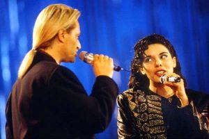 Sanremo 1990 - Amedeo Minghi e Mietta