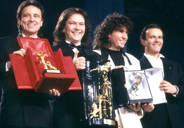 Sanremo 1990 - Pooh