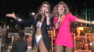 Sanremo 1991 siamo donne