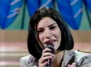Sanremo 1994 - Laura Pausini