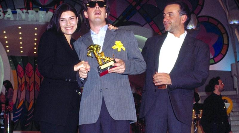 Sanremo 1994 - Pausini Baldi Faletti