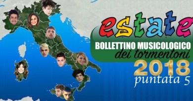 Tormentoni 2018 - Bollettino Musicologico PARTE 5