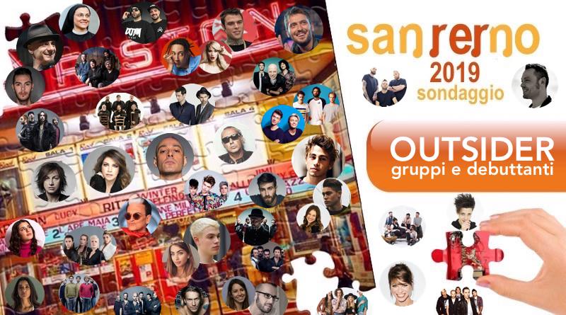 Sanremo2019 - Outsider