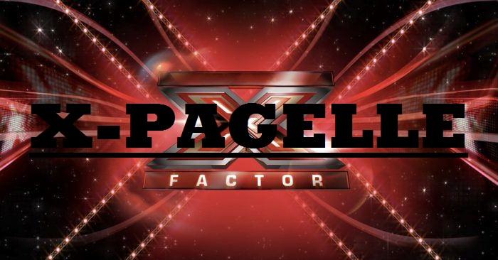 XFactor 12: Affronta (i giudici) - Pagelle del terzo live show