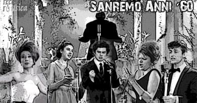Sanremo anni 60