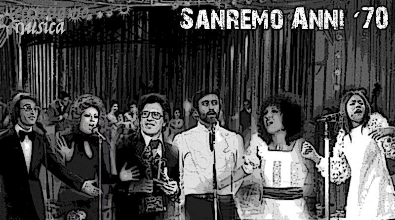 Sanremo anni 70