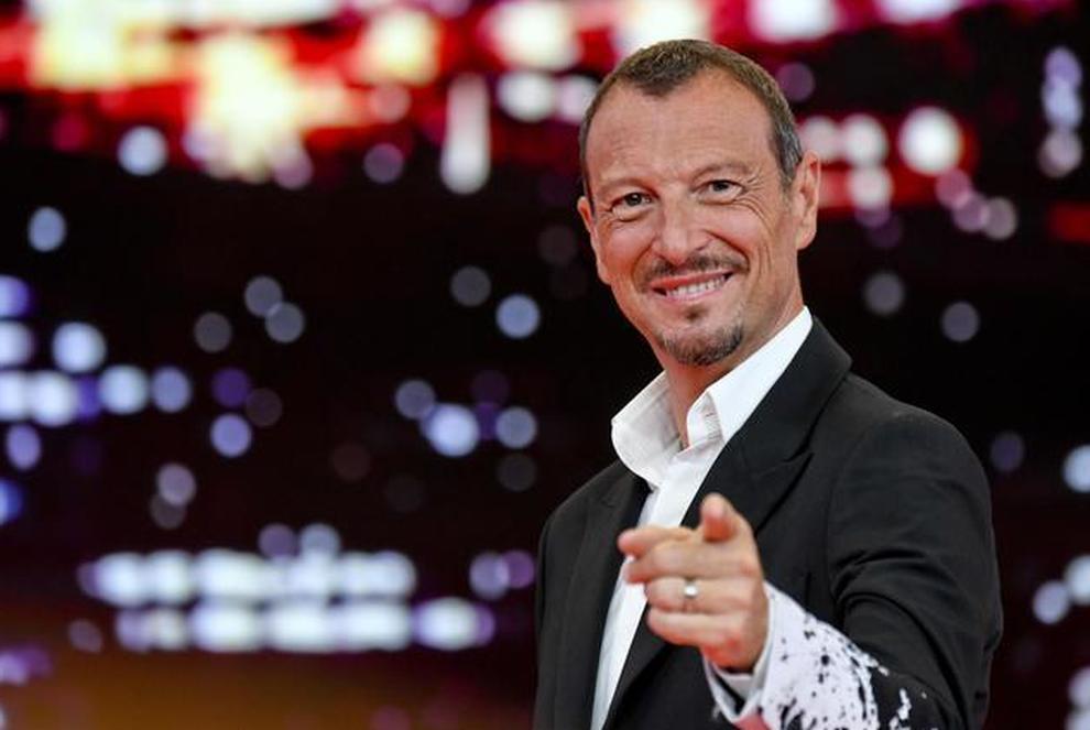 Sanremo 2020, il programma delle cinque serate condotte da Amadeus su Rai1