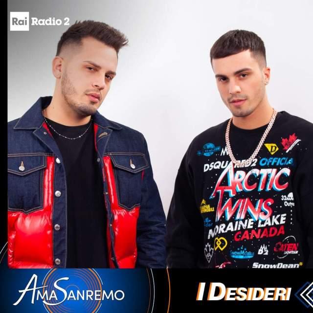 I Desideri - Ama Sanremo
