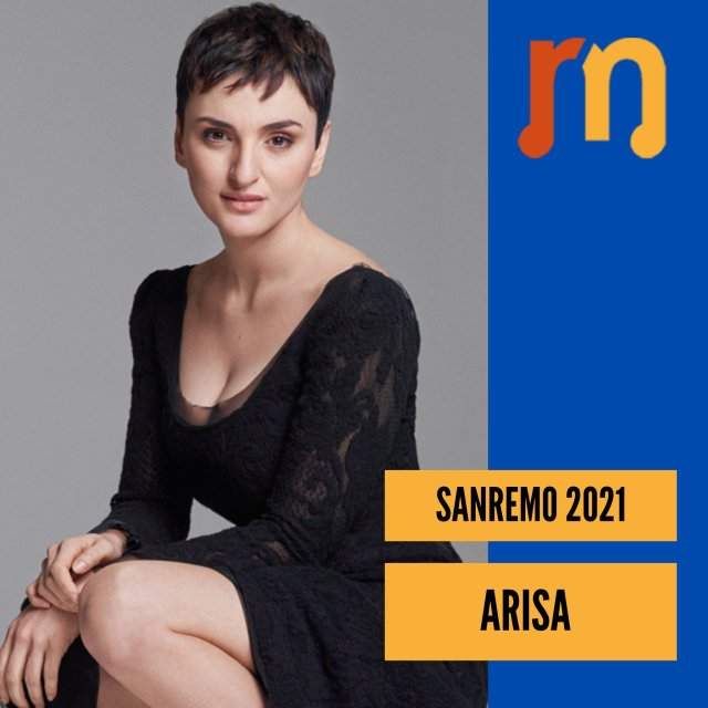 Arisa - Sanremo 2021