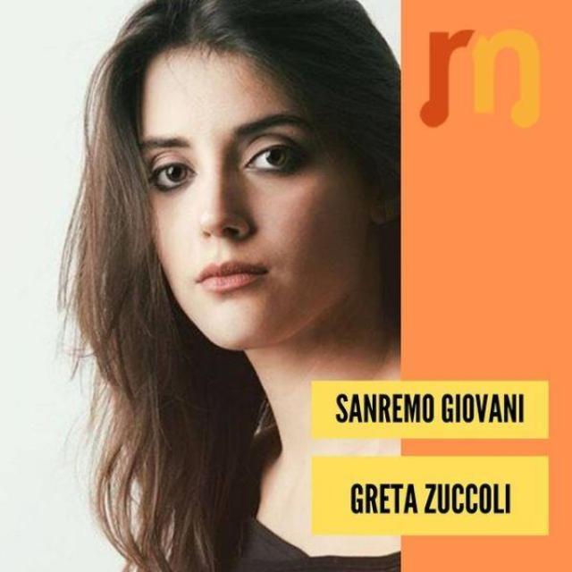 Greta Zuccoli - Sanremo Giovani