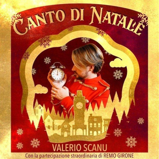 Canto di Natale, Valerio Scanu
