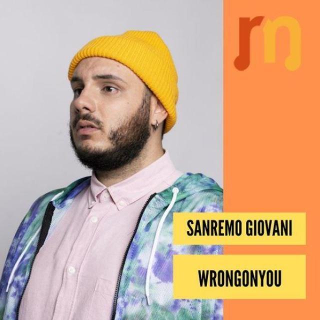 Wrongonyou - Sanremo Giovani