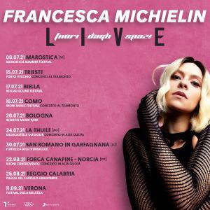 Francesca Michielin live 2021