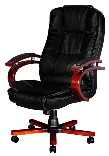 Recensione poltrona da ufficio presidenziale in pelle for Poltrona design ebay