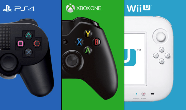 Playstation 4, Xbox One o Wii U?