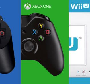 Playstation 4, Xbox One o Wii U?