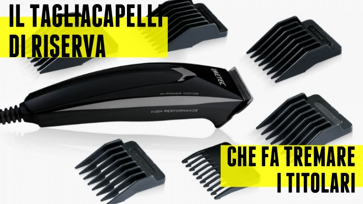 tagliacapelli IMETEC Hi Man Perfect Results HC9 100