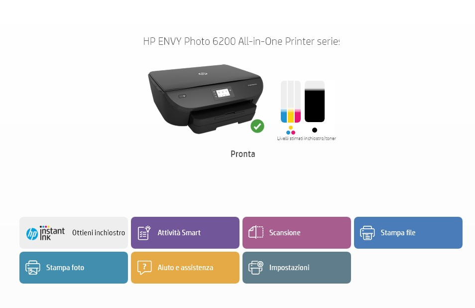 HP Instant Ink hp smart