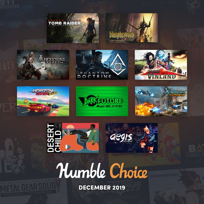 Humble Choice sostituisce Humble Monthly