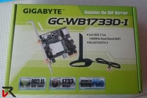 recensione Gigabyte GC-WB1733D-I 1
