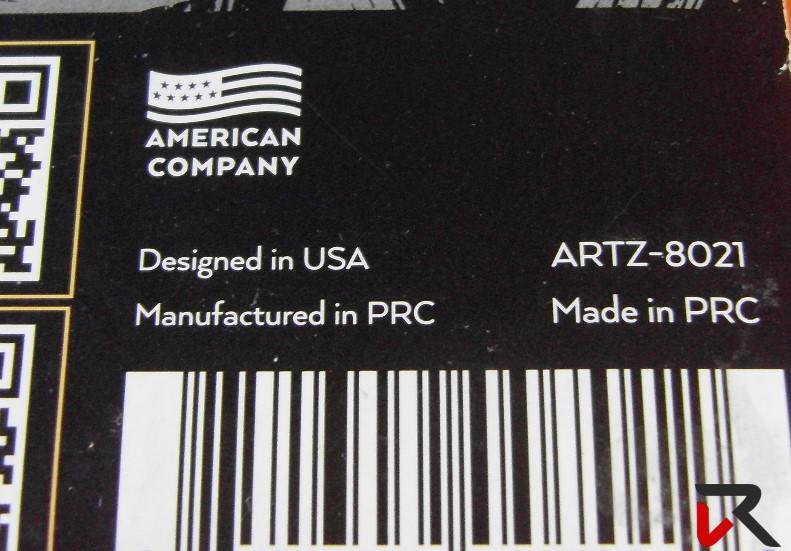 Arteza made in China