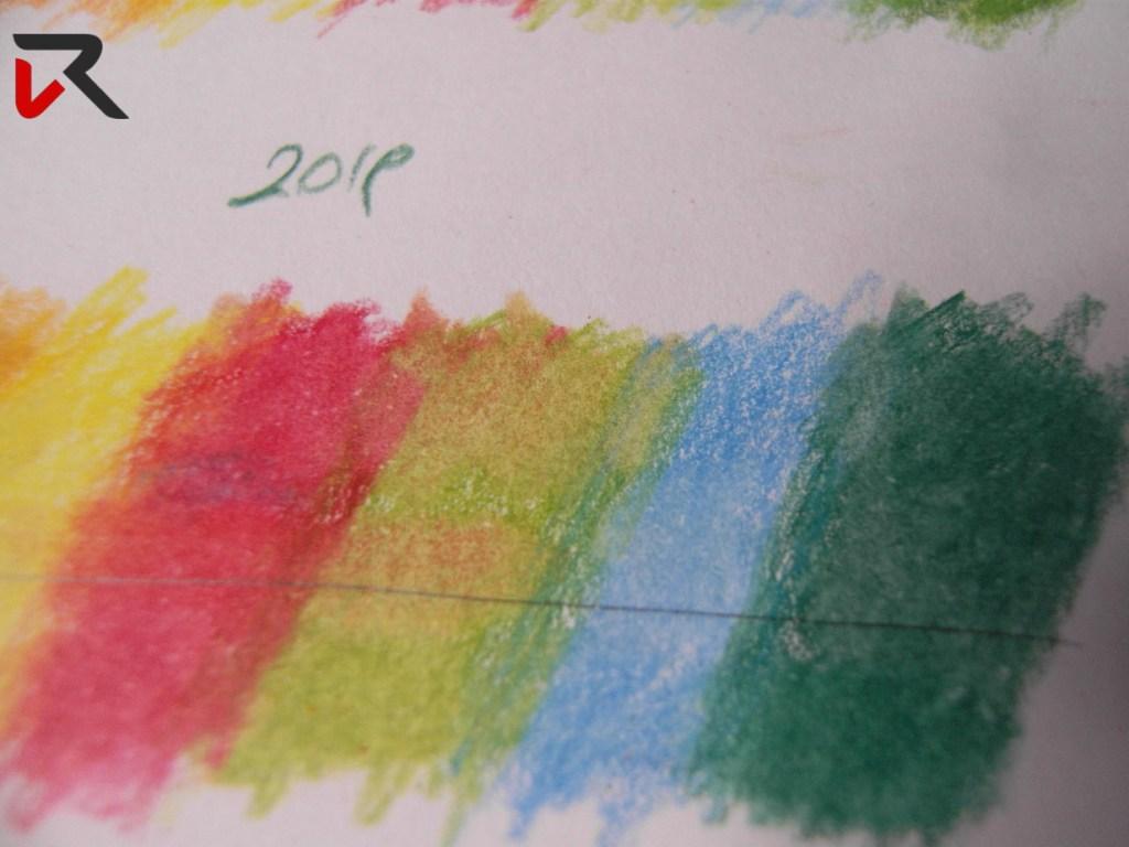 blend polychromos 2019
