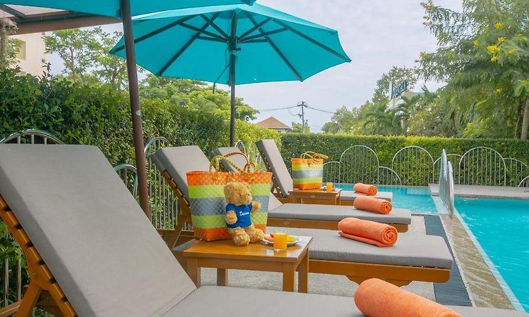 Recenta Suite Phuket Suanluang Accommodation In Phuket At