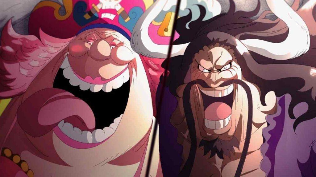 Shanks merupakan anutan monkey d luffy di manga one piece. Manga One Piece 996 Spoilers Foreshadow Luffy Vs Big Mom Vs Kaido