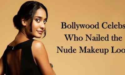 6 Bollywood Celebs Who Nailed the Nude Makeup Look!