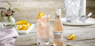 Drink of the Week: Fever-Tree Aromatic Tonic Water