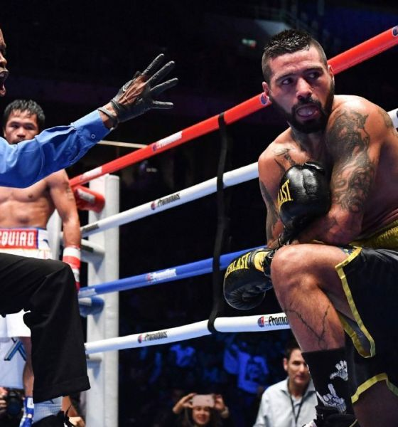 Who Could be Up Next for Pacquiao? After beating Matthysse