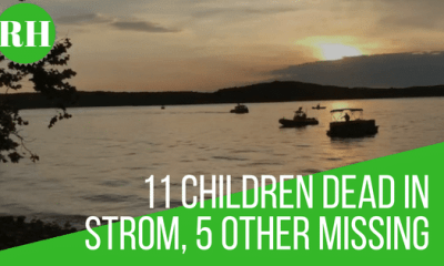 11 Dead, 5 Others Missing After Duck Boat capsizes on Table Rock Lake Near Branson