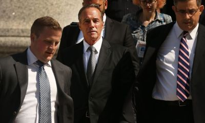 Chris Collins New York Congressman Arrested on Insider-Trading Charges