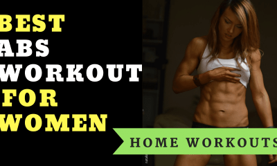 Best Abs Workout for Women at Home