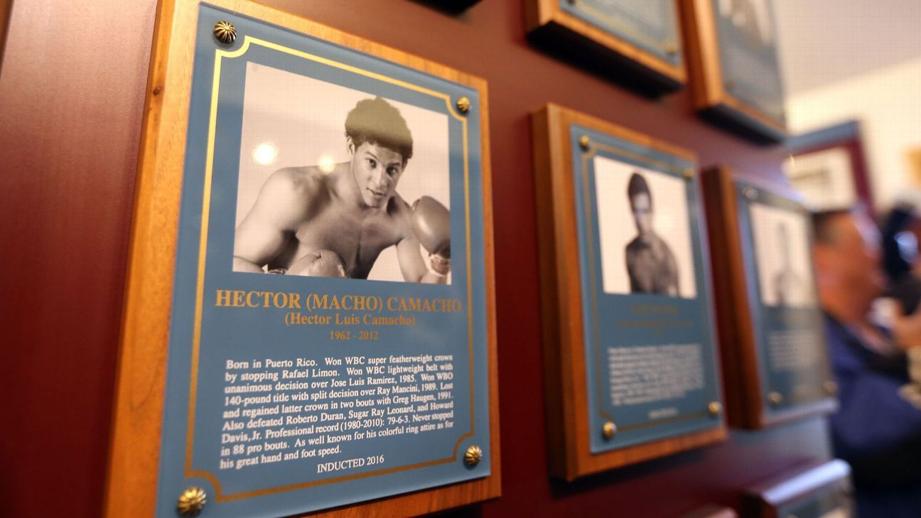Rafael Marquez: Trio fighters Added to Hall ballot