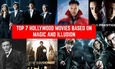 TOP 7 HOLLYWOOD MOVIES BASED ON MAGIC AND ILLUSION