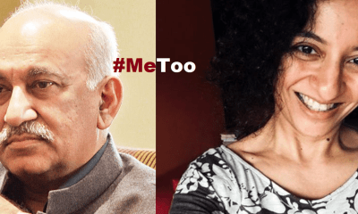 #MeTooIndia: MJ Akbar files criminal defamation case against journalist Priya Ramani