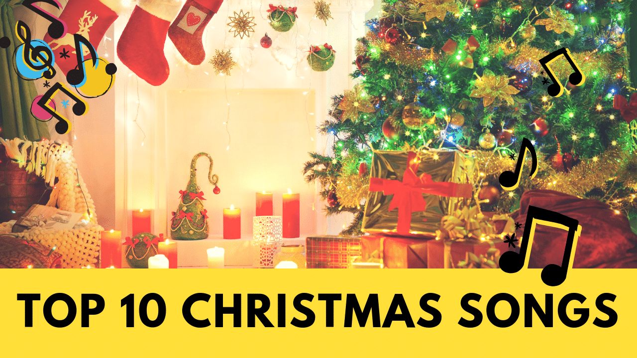 Latest TOP 10 Christmas Songs Of All Time - Best Holiday Music