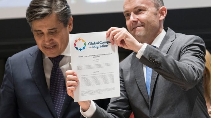 New UN global pact will make it illegal to criticize open borders