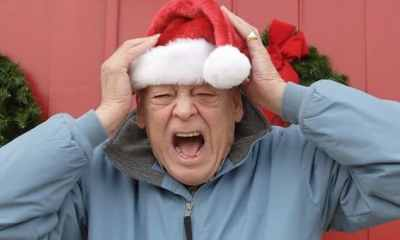 Researchers Advised Xmas Music Is Bad For Your Health