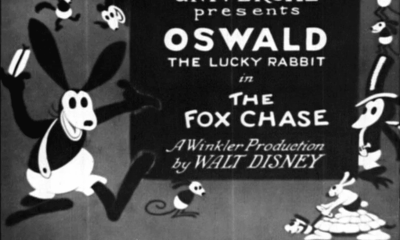 Disney's lost 'Oswald cartoon film' found in Japan after 70 years!