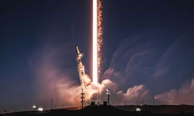 The FCC Just Approved SpaceX's Plan to Launch 7518 Internet Satellites
