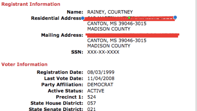 denocrats arrested for running voter fraud